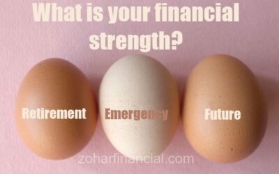 What is your financial strength?